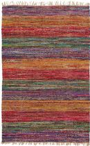 Surya Solid/Striped Pride Area Rug Collection