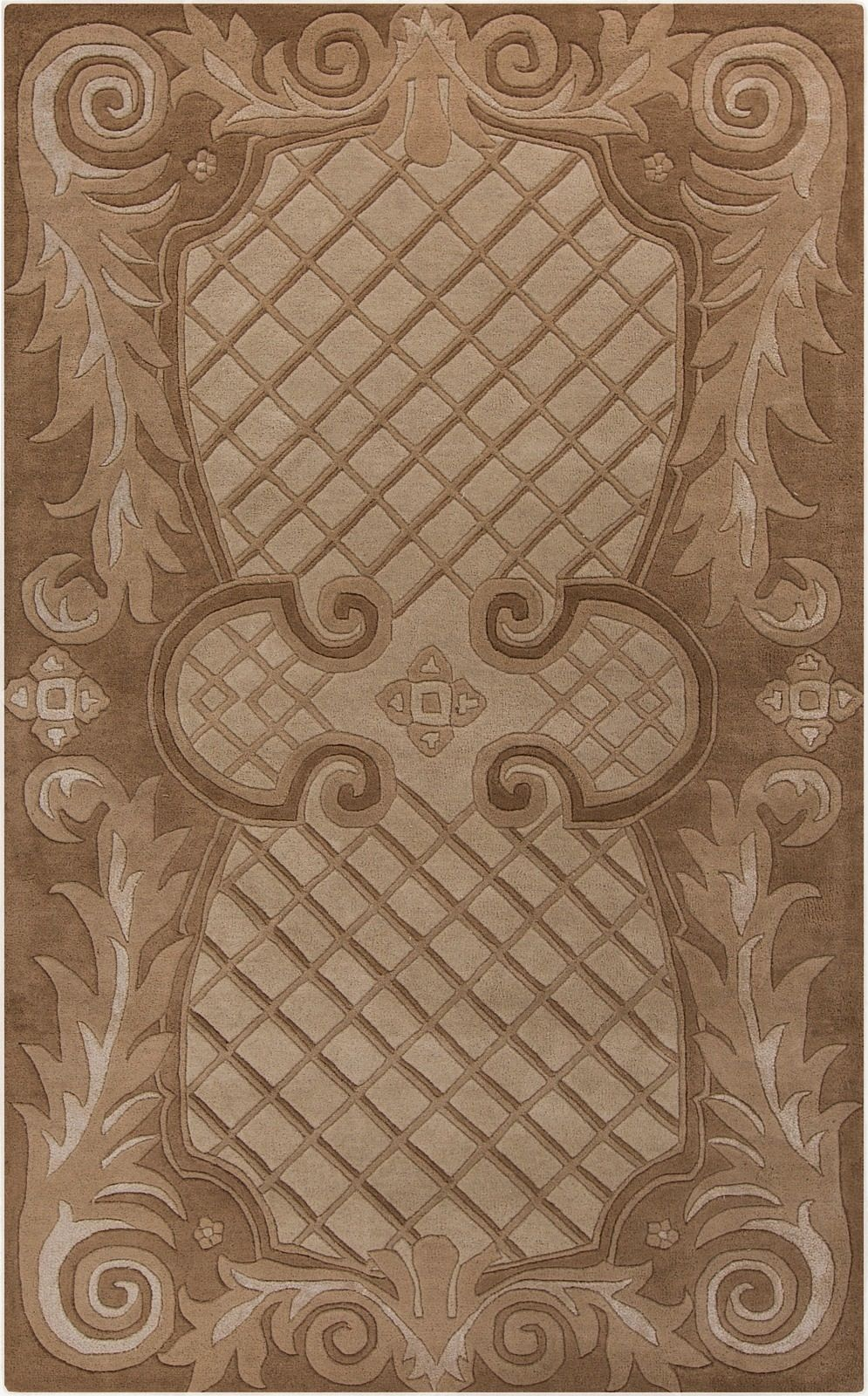 surya paris contemporary area rug collection