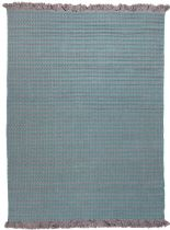 RugPal Solid/Striped Rosalind Area Rug Collection