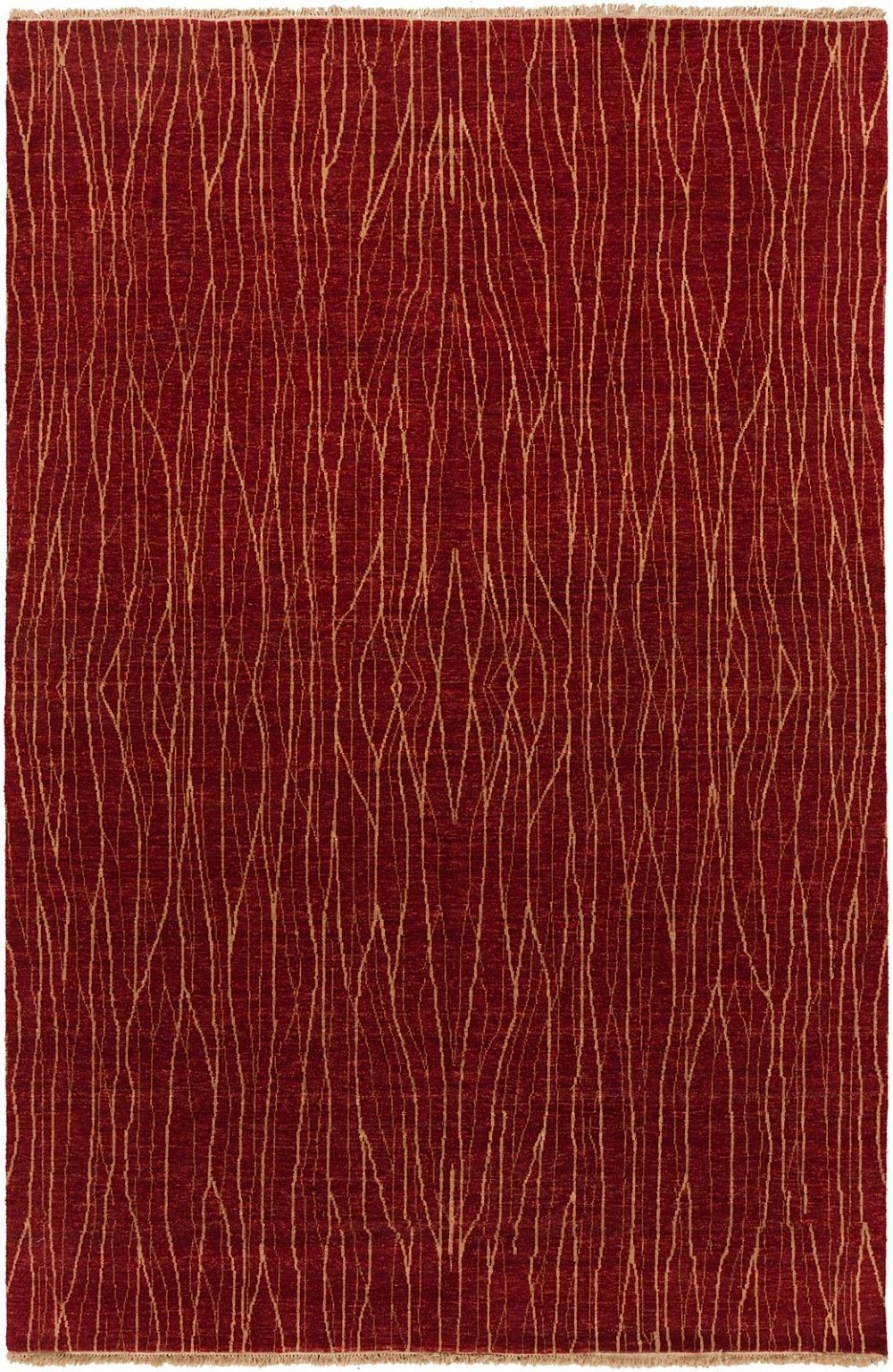 surya scarlet contemporary area rug collection