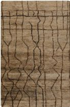 FaveDecor Natural Fiber Demna Area Rug Collection