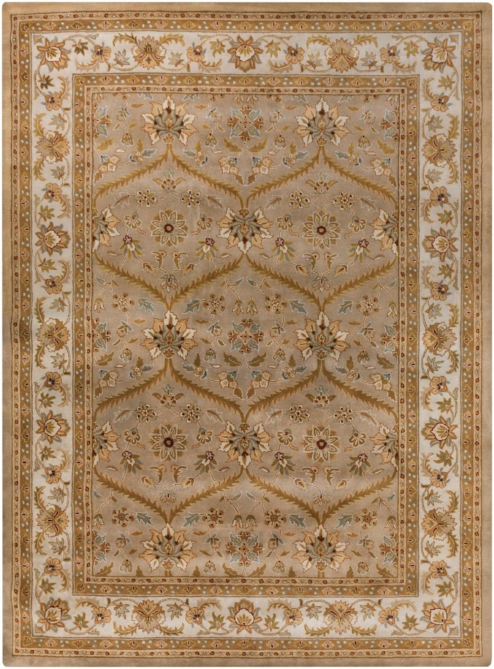 surya sage traditional area rug collection