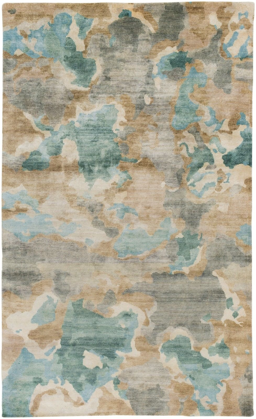 surya slice of nature contemporary area rug collection
