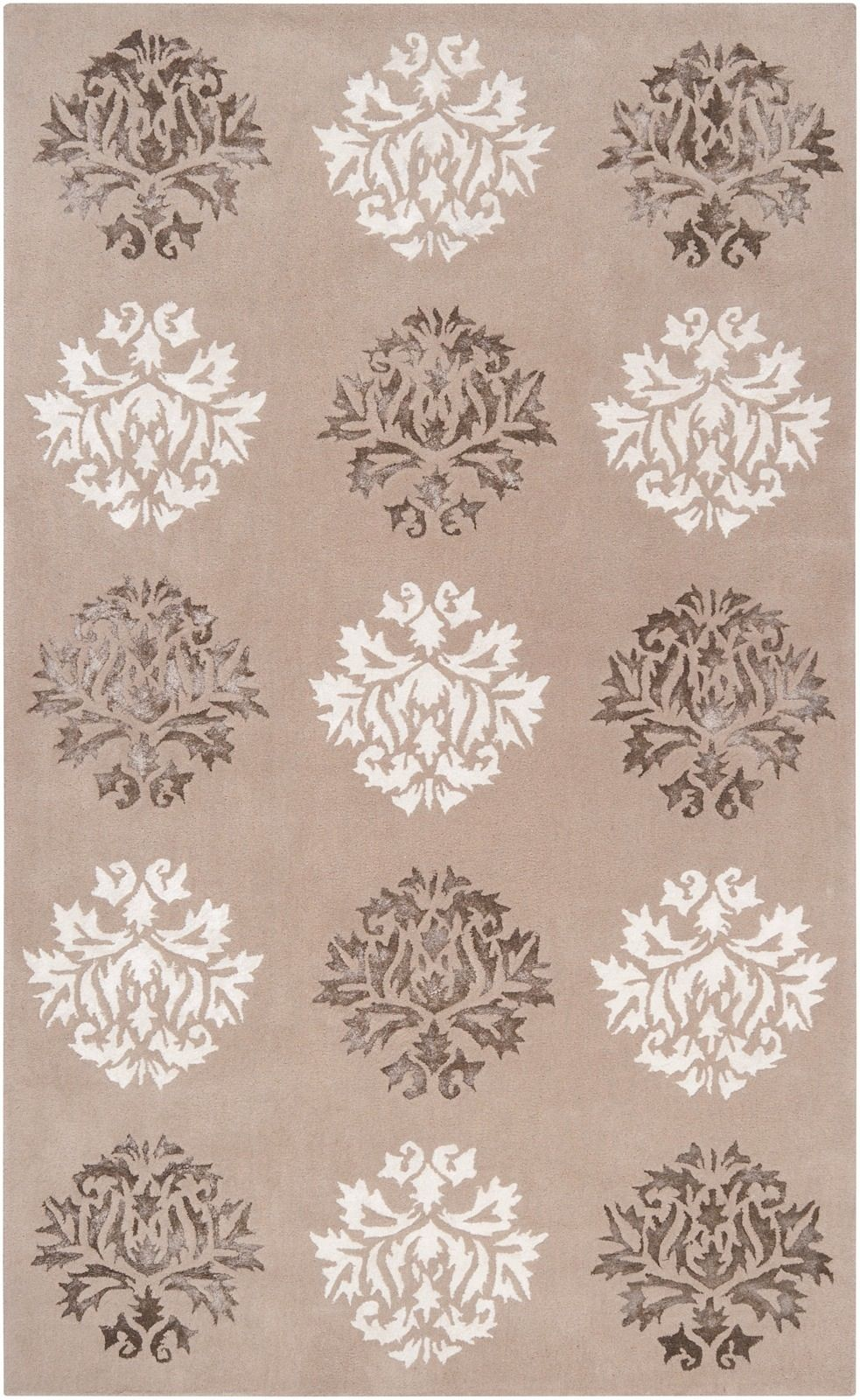 surya tamira transitional area rug collection