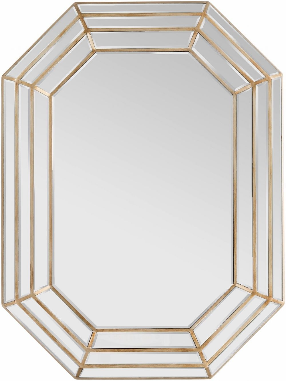 surya gordon contemporary mirror collection