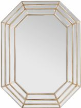Surya Contemporary Gordon mirror Collection