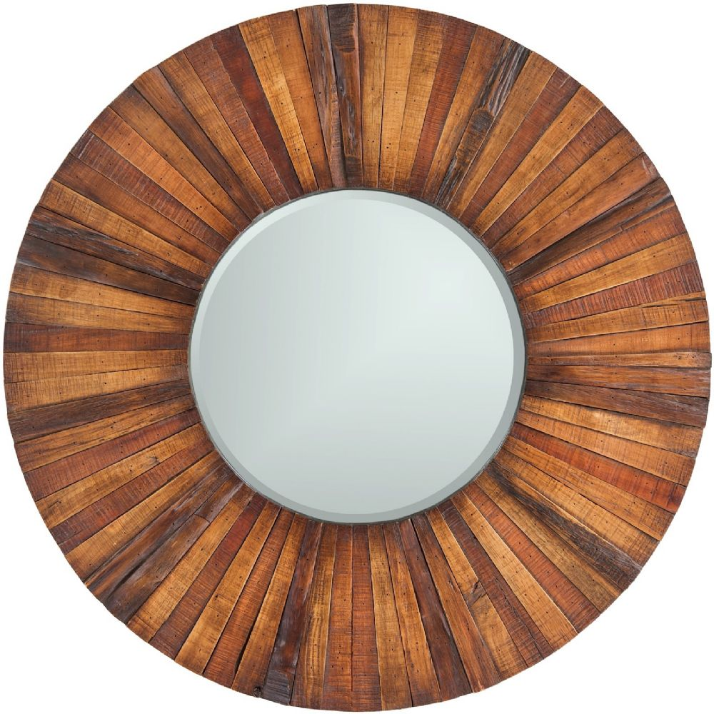 surya hardy contemporary mirror collection