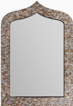 Surya Contemporary Overton mirror Collection