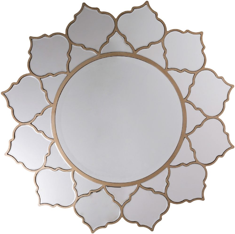 surya rowland contemporary mirror collection
