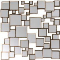 Surya Contemporary Strickland mirror Collection