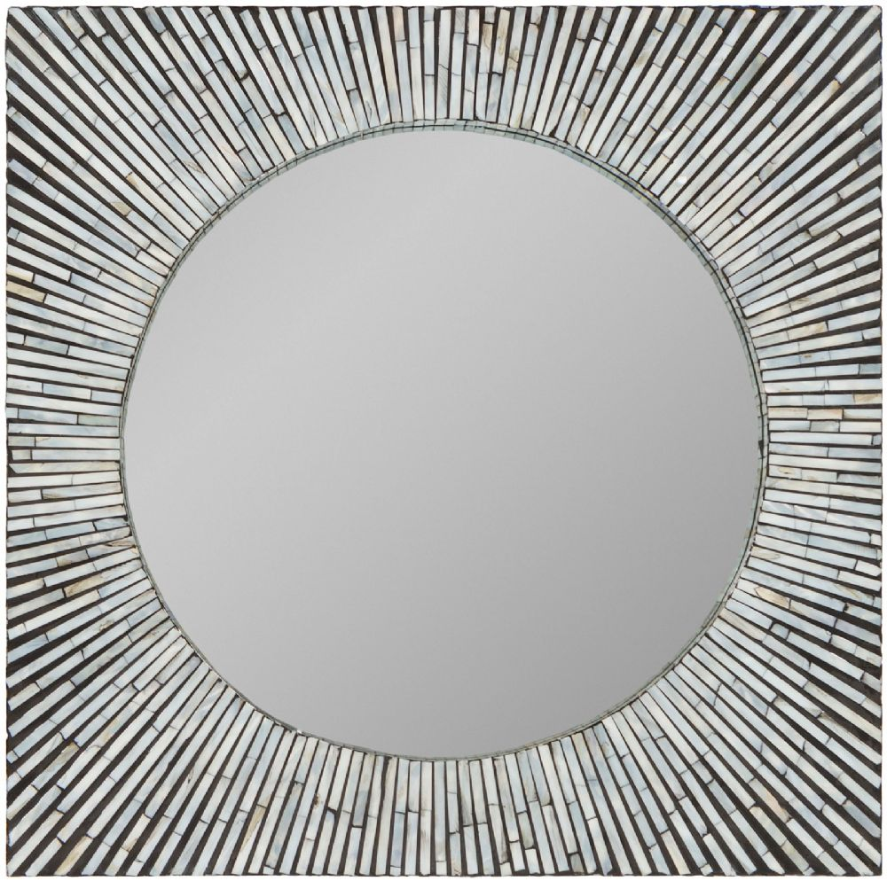 surya stanton contemporary mirror collection