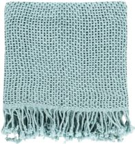 Surya Solid/Striped Tibey throw Collection