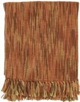 Surya Solid/Striped Teegan throw Collection