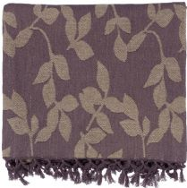 Surya Country & Floral Timora throw Collection