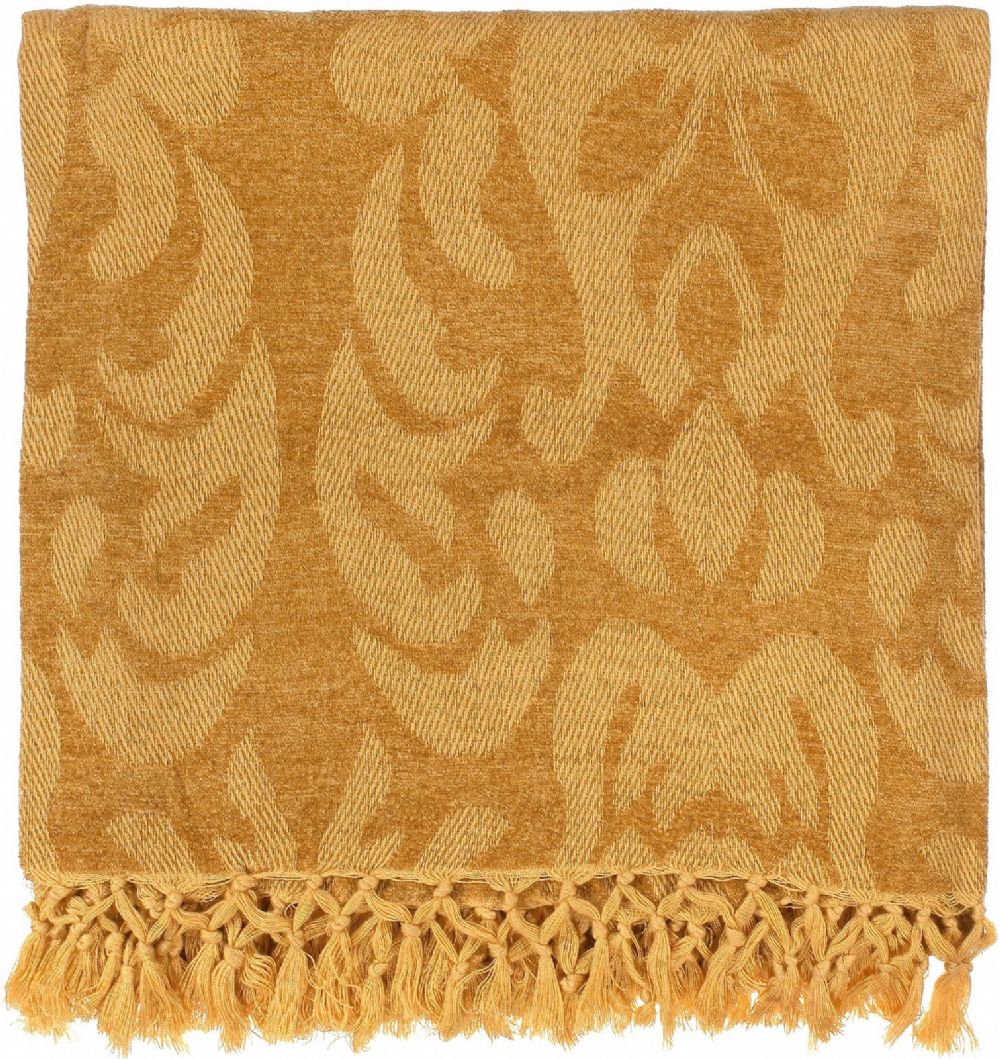 surya tristen country & floral throw collection