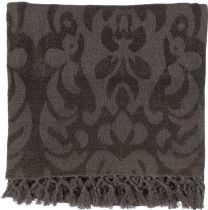 Surya Country & Floral Tristen throw Collection