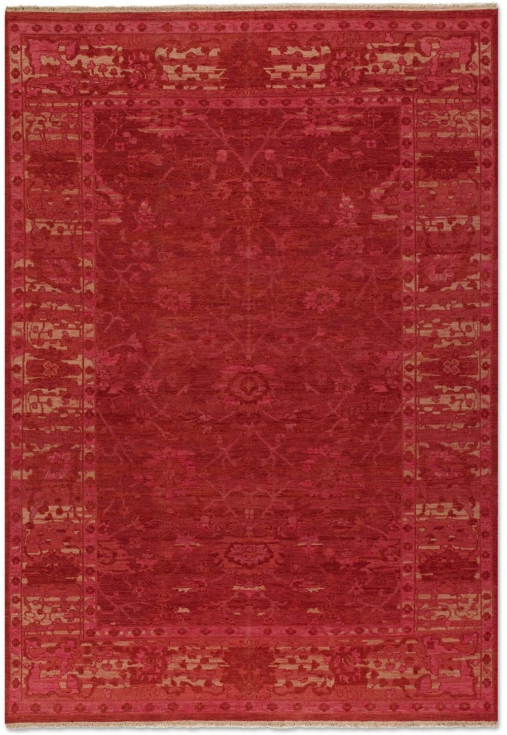 uttermost antalya contemporary area rug collection