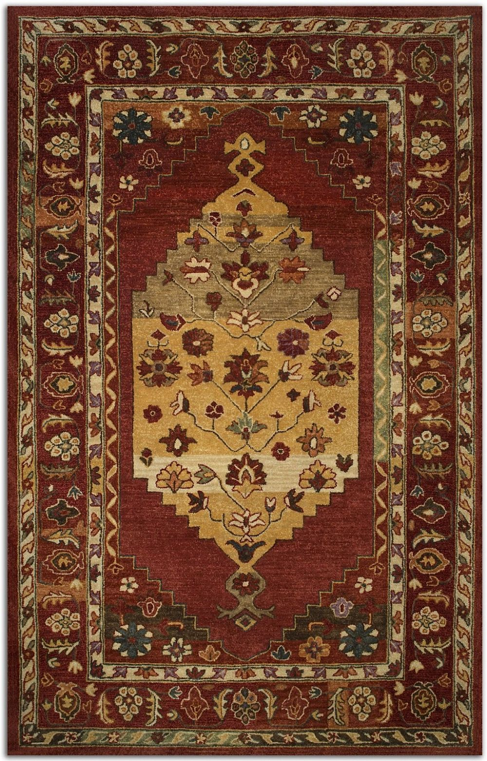 uttermost estelle european area rug collection
