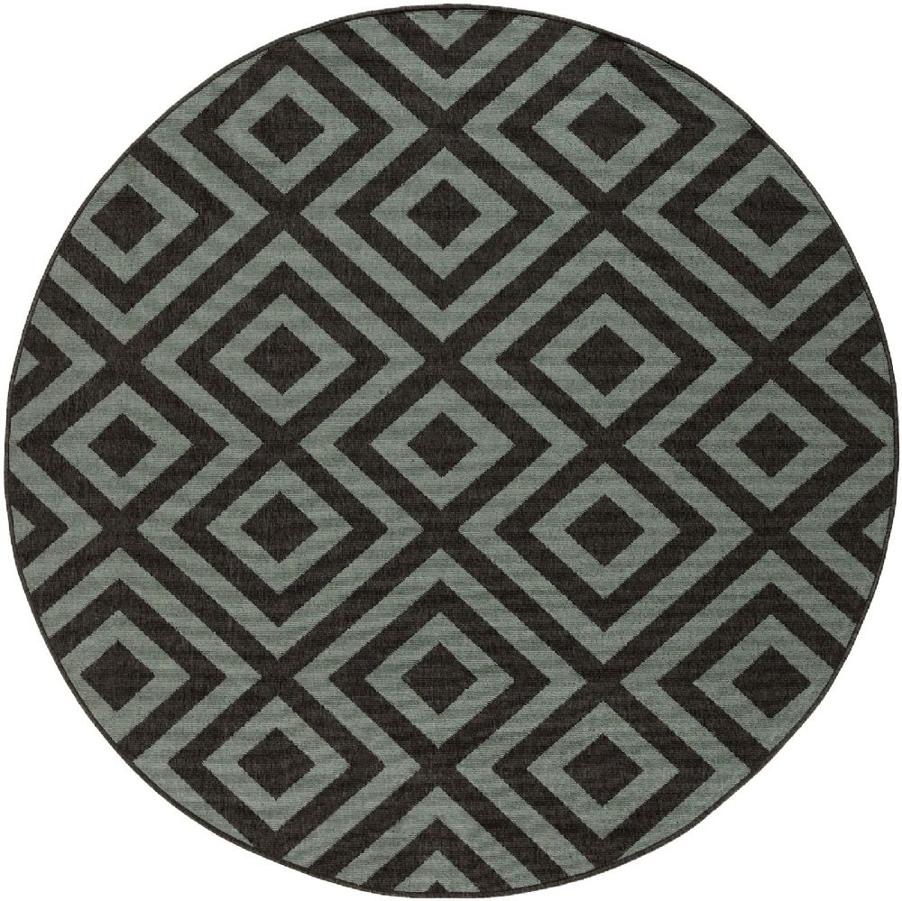 surya alfresco contemporary area rug collection