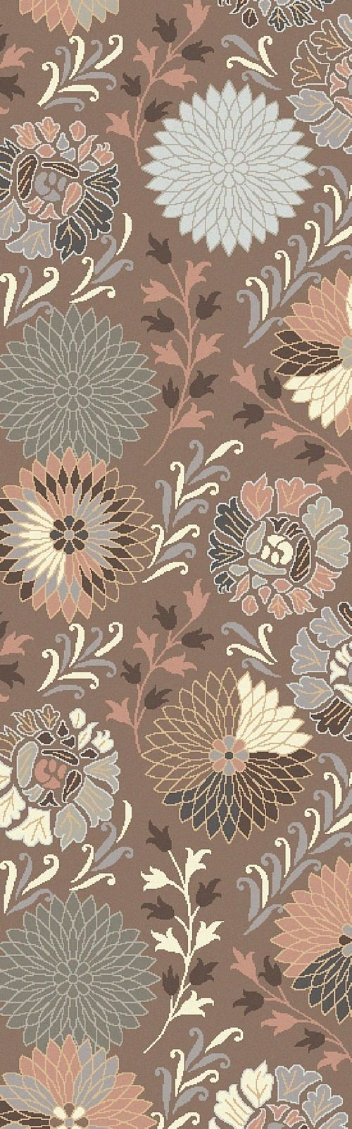 surya vintage country & floral area rug collection