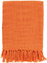 Surya Solid/Striped Tilda throw Collection
