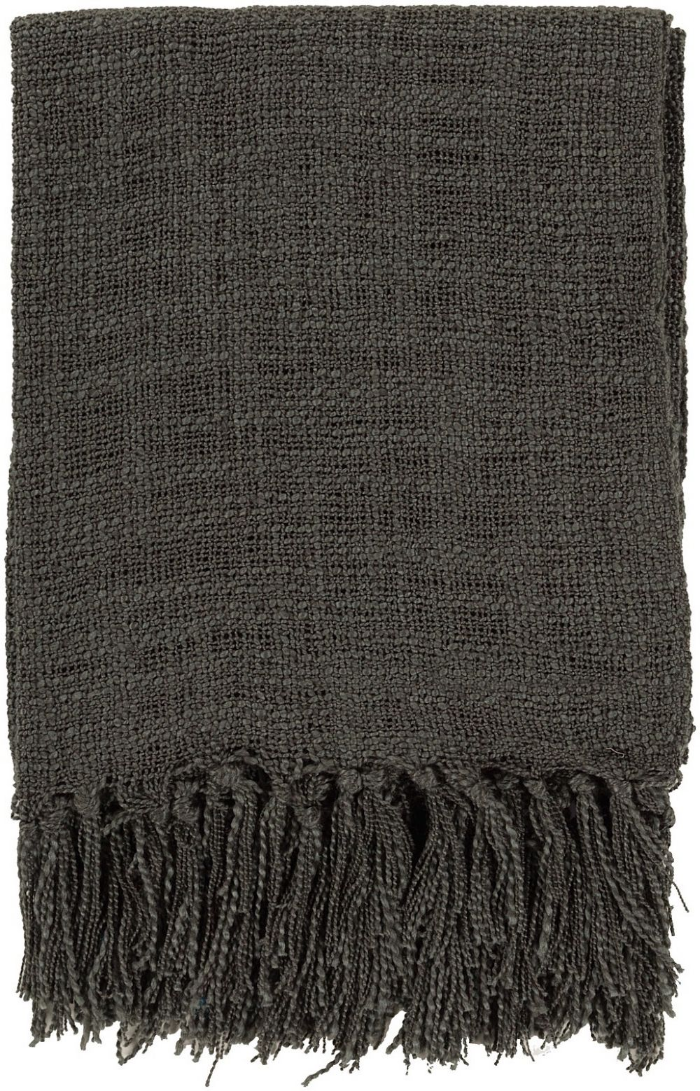 surya tilda solid/striped throw collection