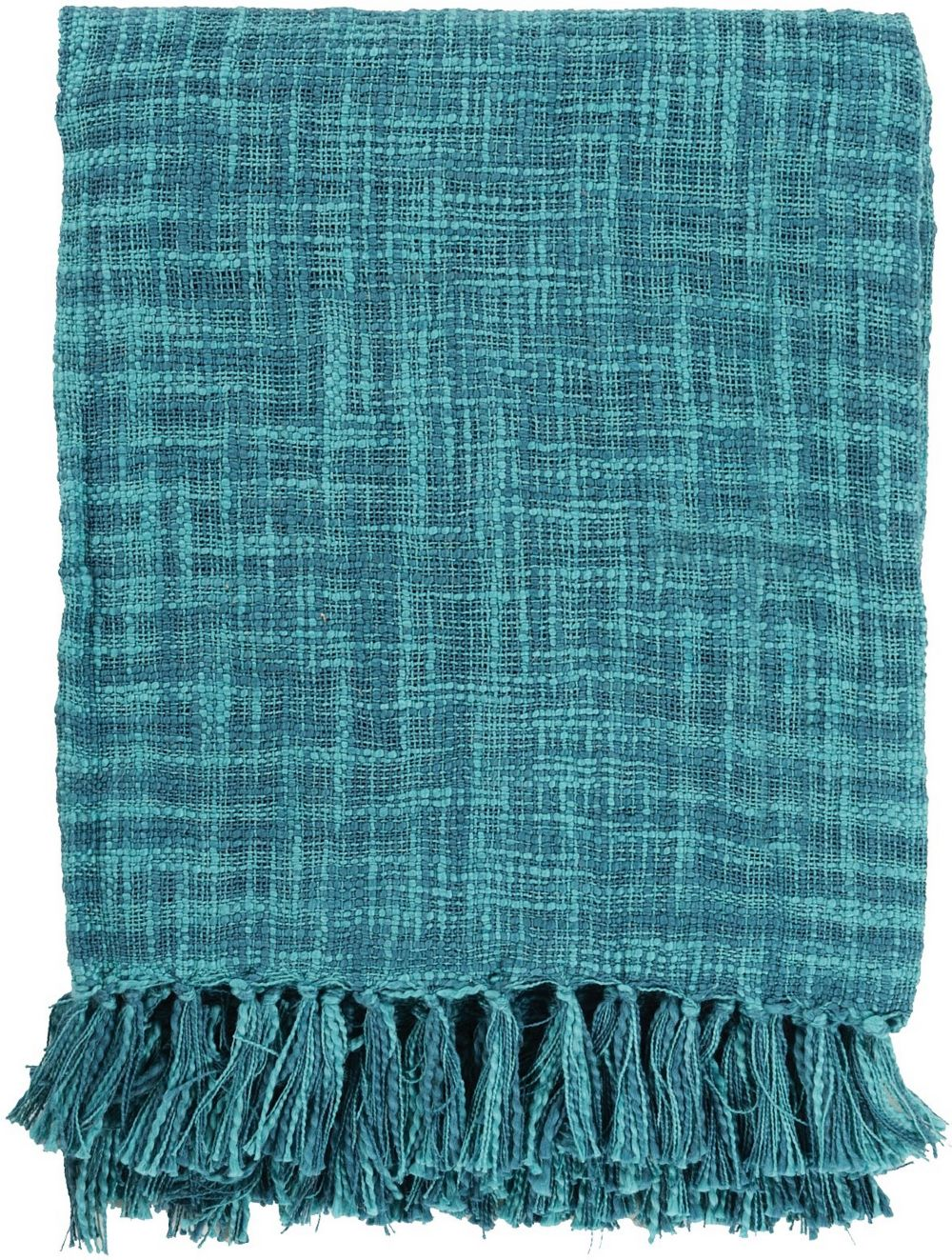 surya tori solid/striped throw collection