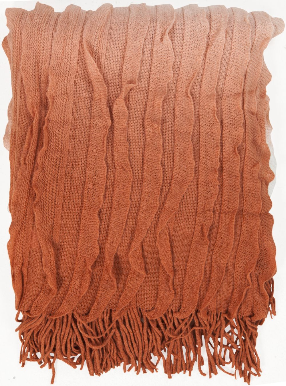 surya toya solid/striped throw collection