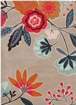 Surya Country & Floral Harlequin Area Rug Collection