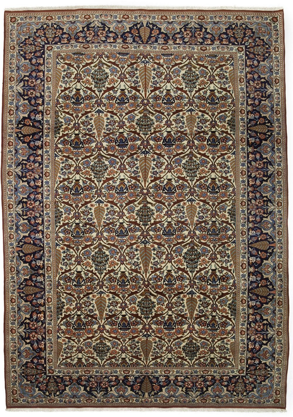 darya bakhtiari traditional area rug collection