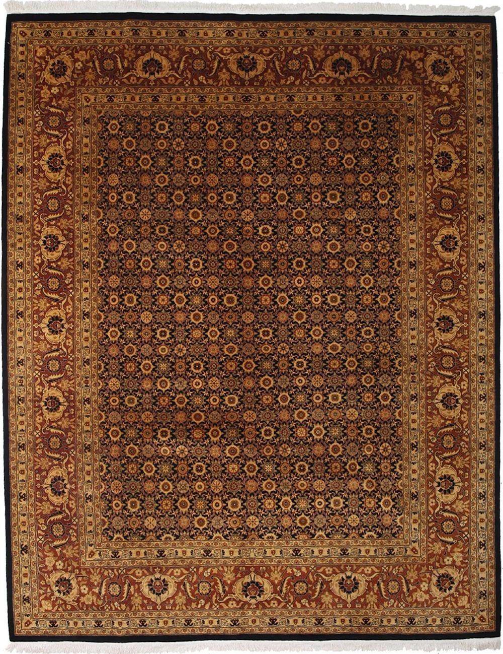 darya herati traditional area rug collection