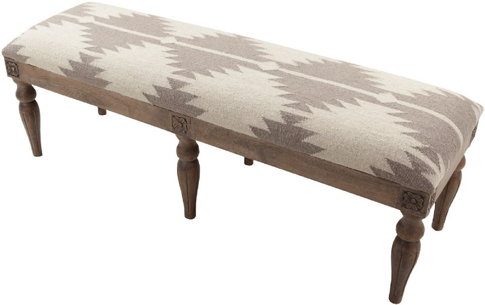 surya classic contemporary benches
