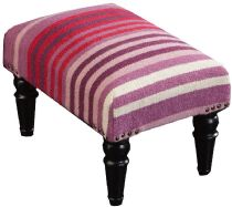 Surya Contemporary Striped accent furniture Collection