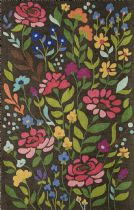 Momeni Country & Floral Newport Area Rug Collection