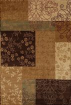 Rugs America Transitional Capri Area Rug Collection