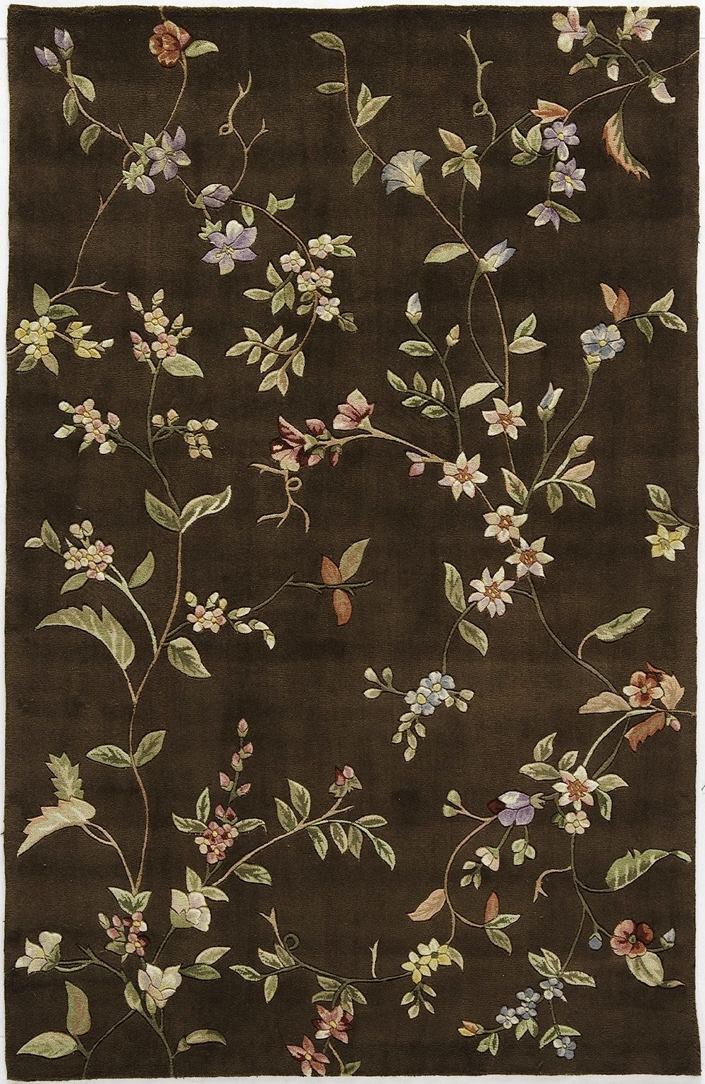 rugs america flora country & floral area rug collection