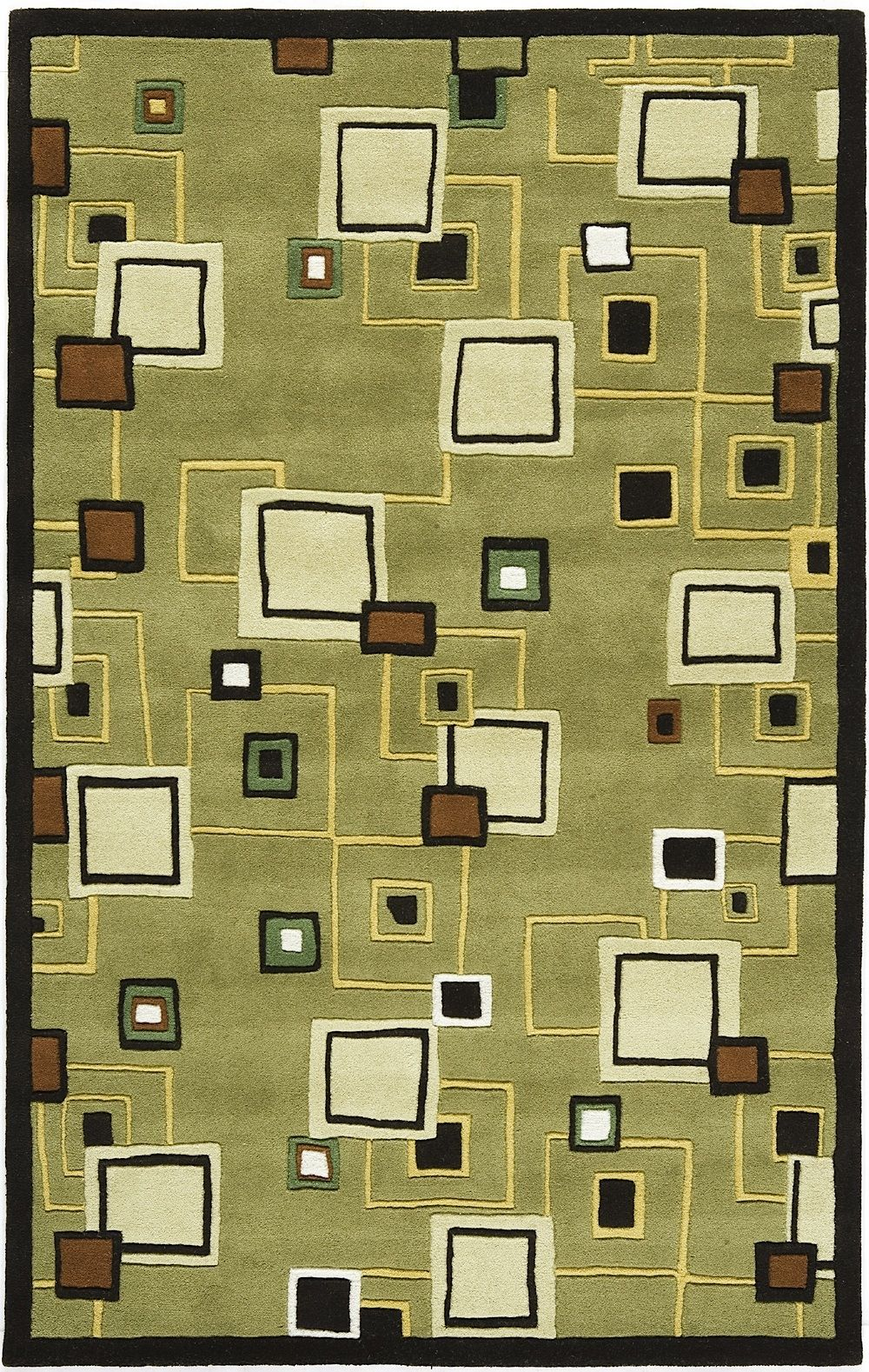 rugs america flores contemporary area rug collection