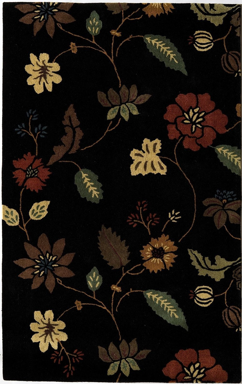 rugs america pacific country & floral area rug collection