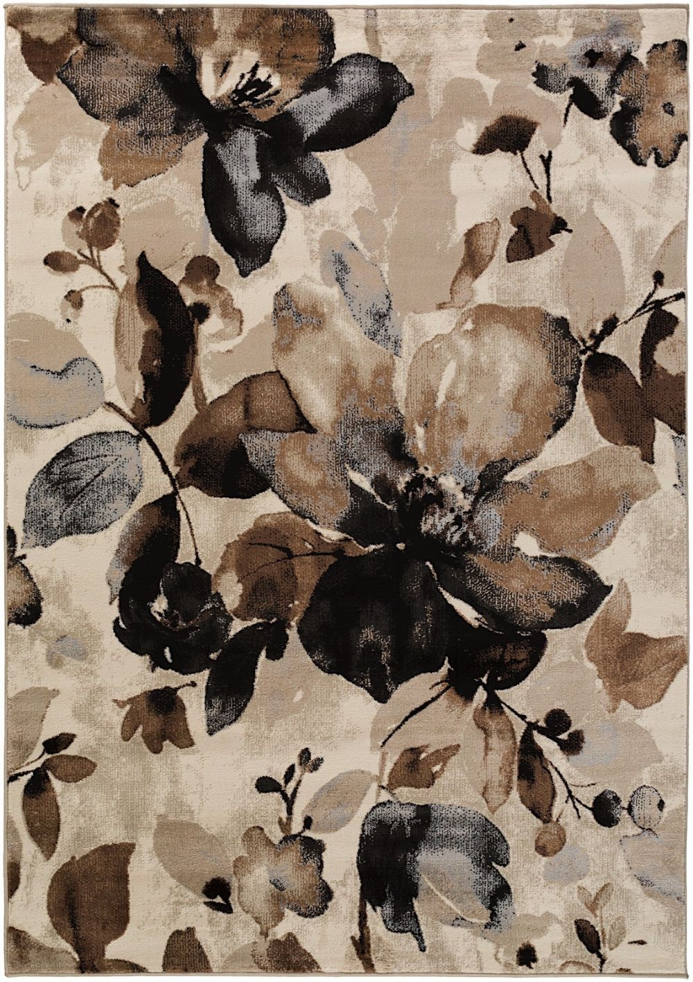 surya nova contemporary area rug collection