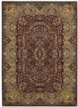 Kathy Ireland Traditional Antiquities Area Rug Collection