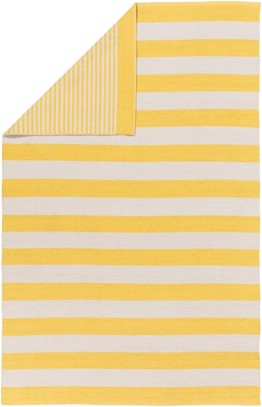 surya newport solid/striped area rug collection
