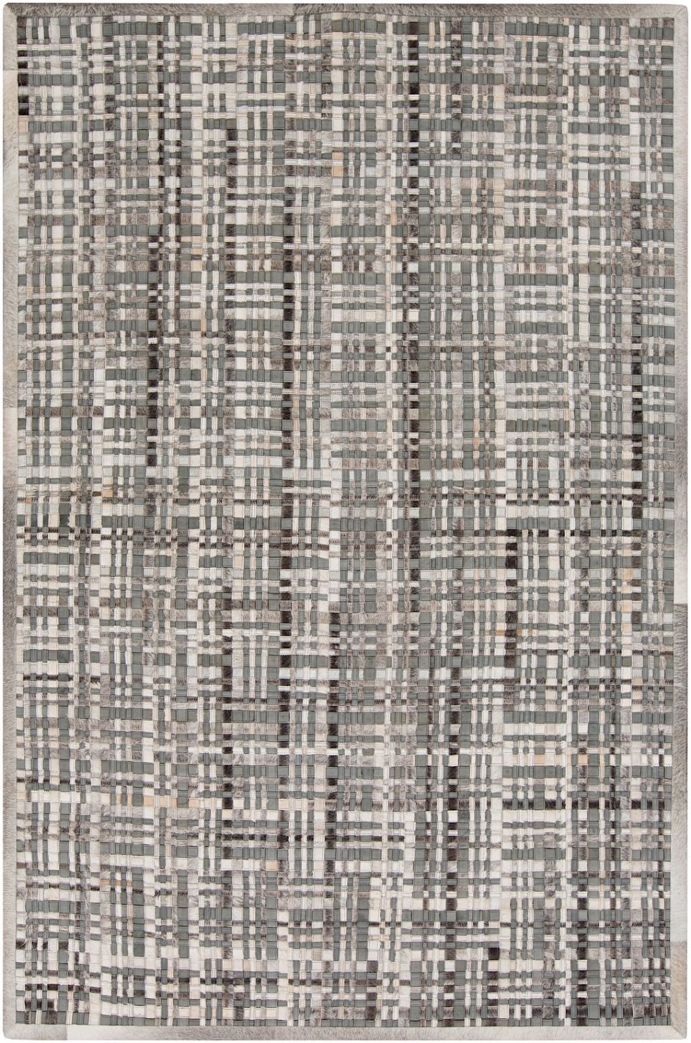 surya outback ii solid/striped area rug collection