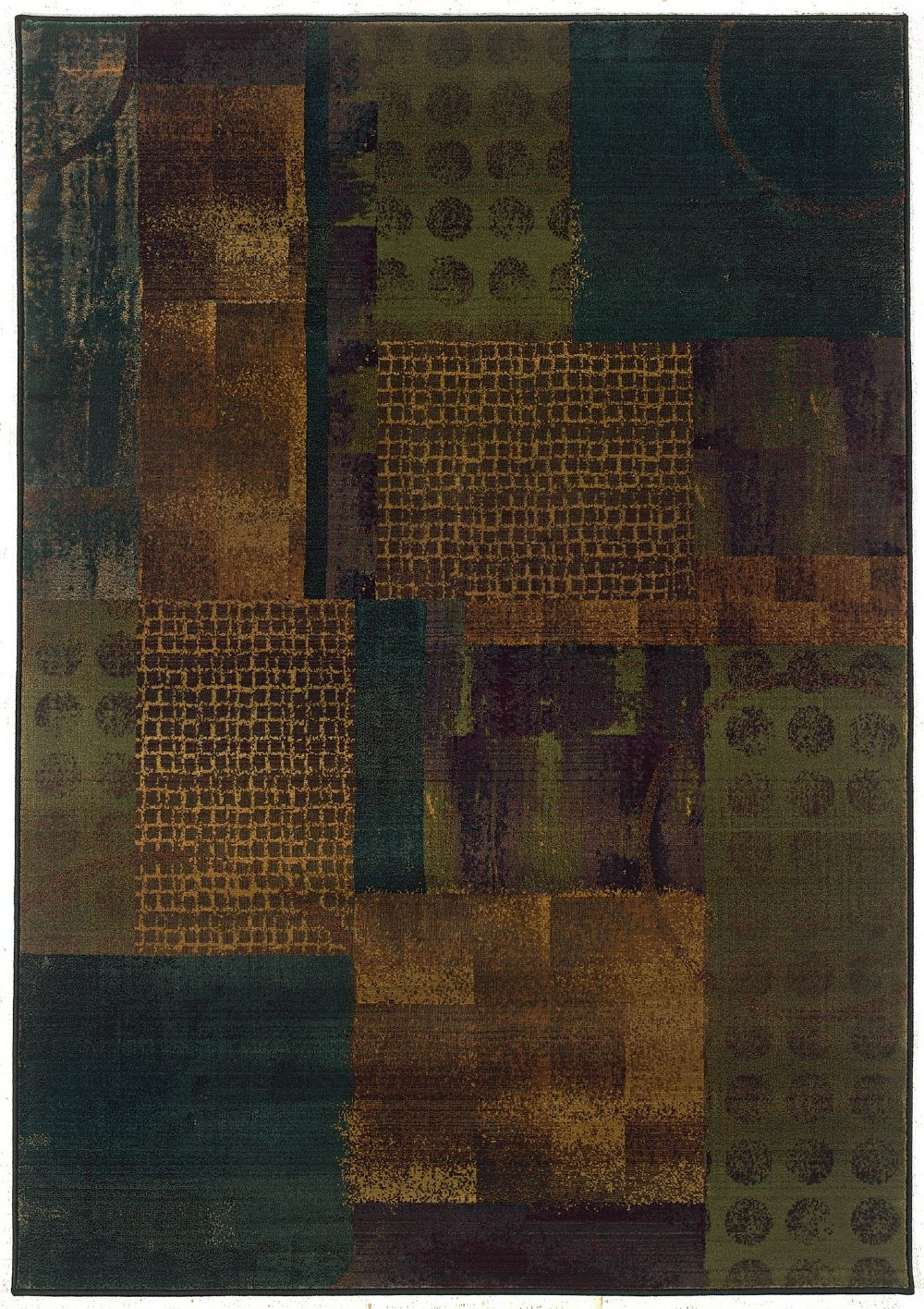 oriental weavers kharma ii contemporary area rug collection