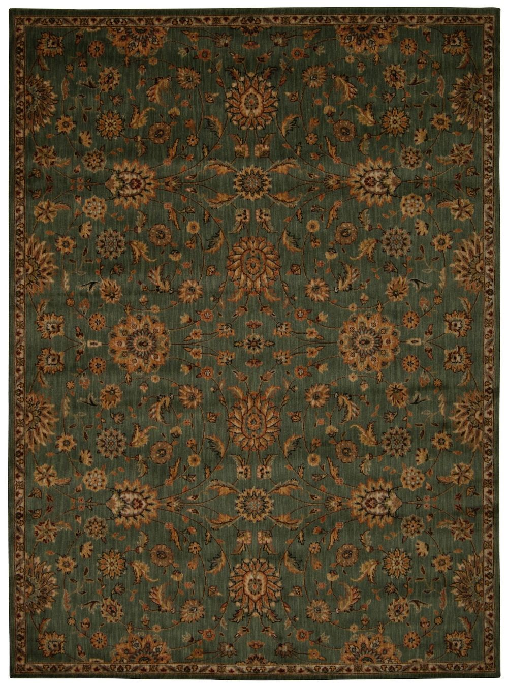 kathy ireland babylon traditional area rug collection
