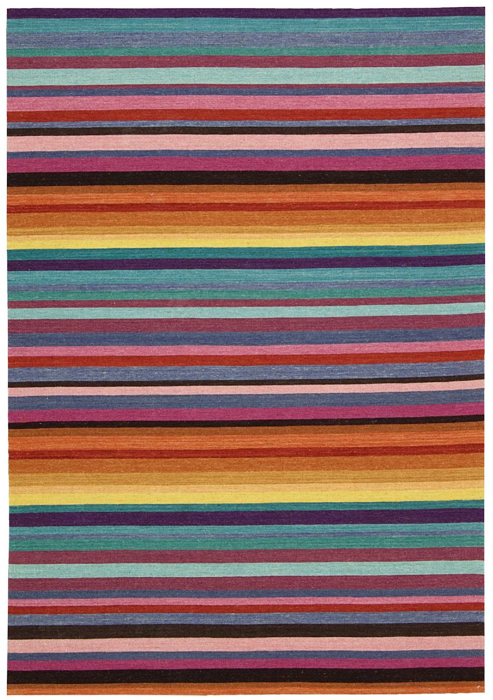 kathy ireland griot solid/striped area rug collection