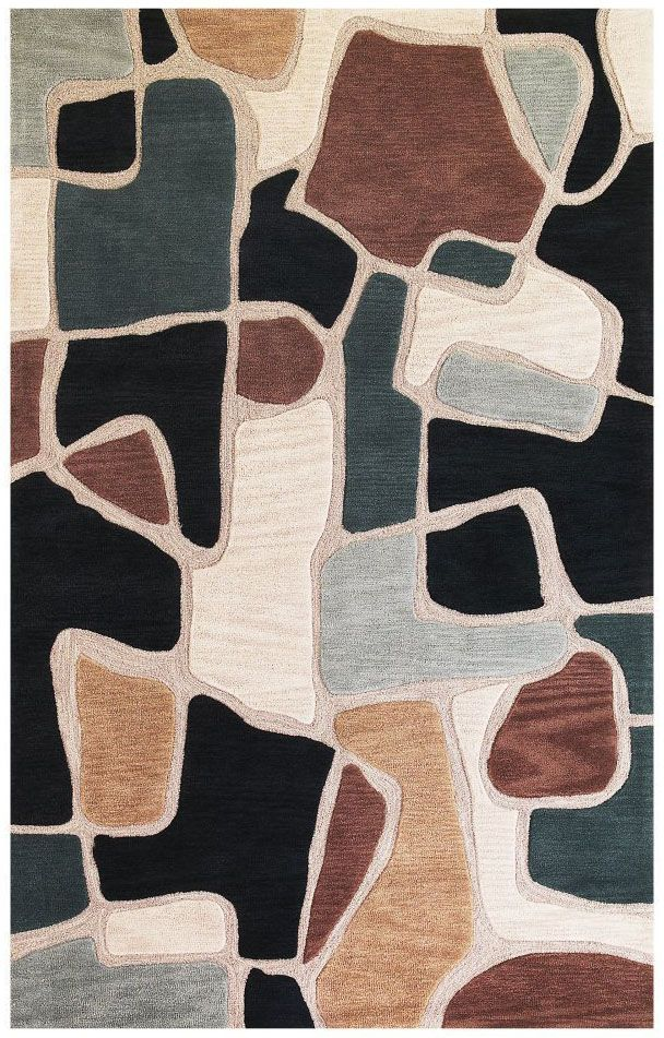 kas milan contemporary area rug collection