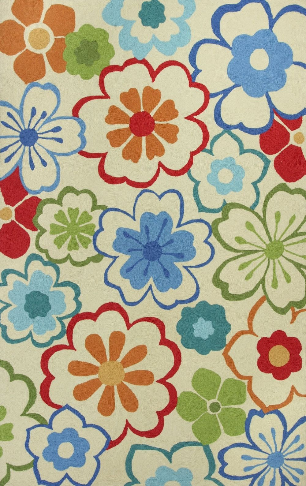 kas sonesta country & floral area rug collection