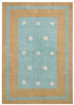St Croix Trading Contemporary Carousel Area Rug Collection
