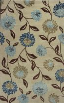 Kas Country & Floral Florence Area Rug Collection