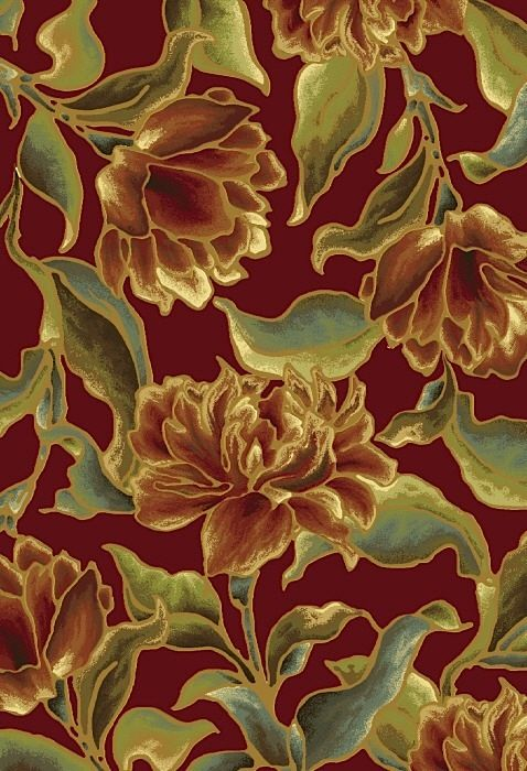 kas versailles country & floral area rug collection